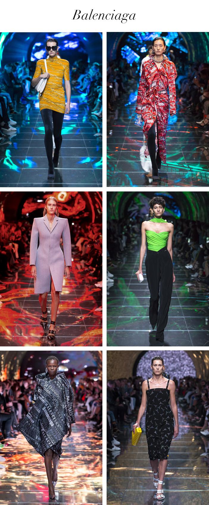 Semana de Moda de Paris - Verão 2019 - Balenciaga