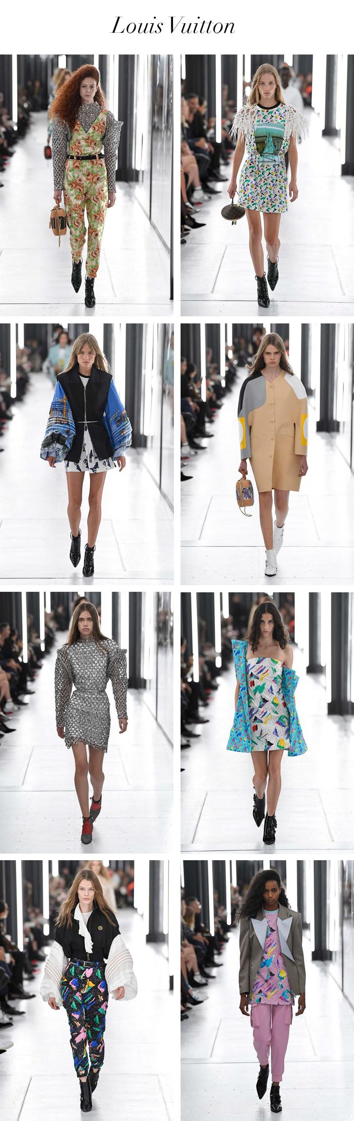 Semana de Moda de Paris - Verão 2019 - Louis Vuitton