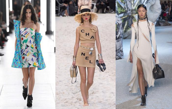 Semana de Moda de Paris – Verão 2019 – Parte 3