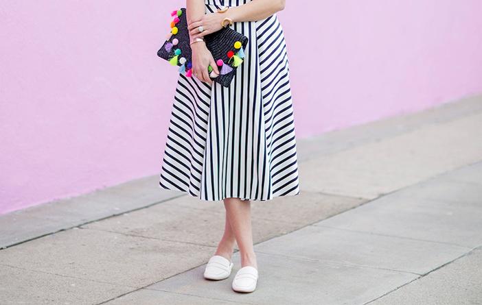 Truque de estilo – Sapato branco