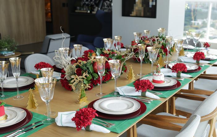 Natal - Ideias para mesa posta
