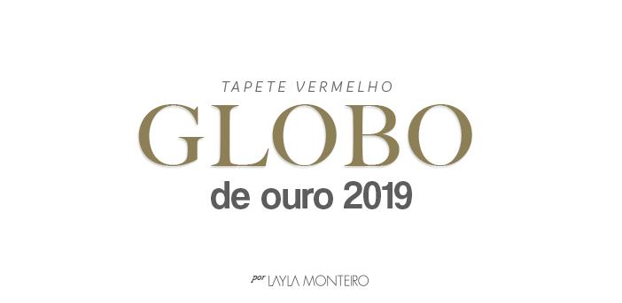 Tapete Vermelho - Globo de Ouro 2019