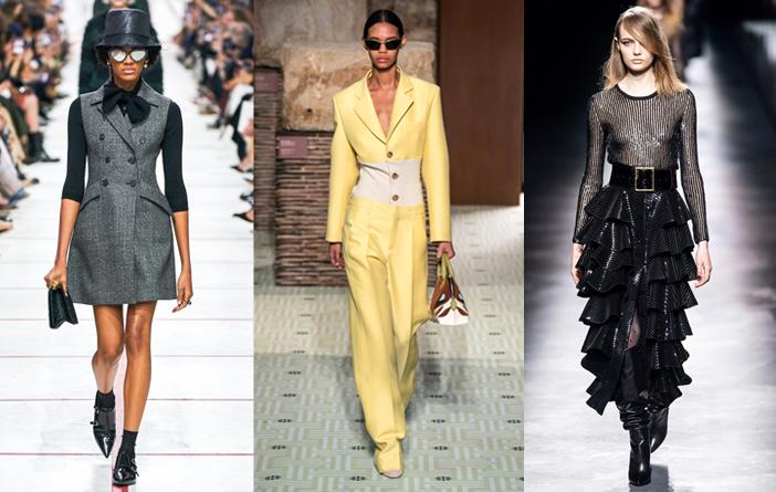 Semana de Moda de Paris – Inverno 2019 – Parte 1