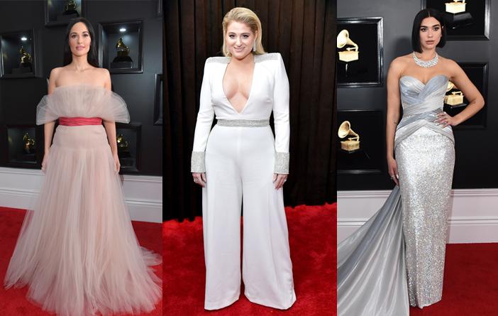 Tapete Vermelho – Grammy 2019