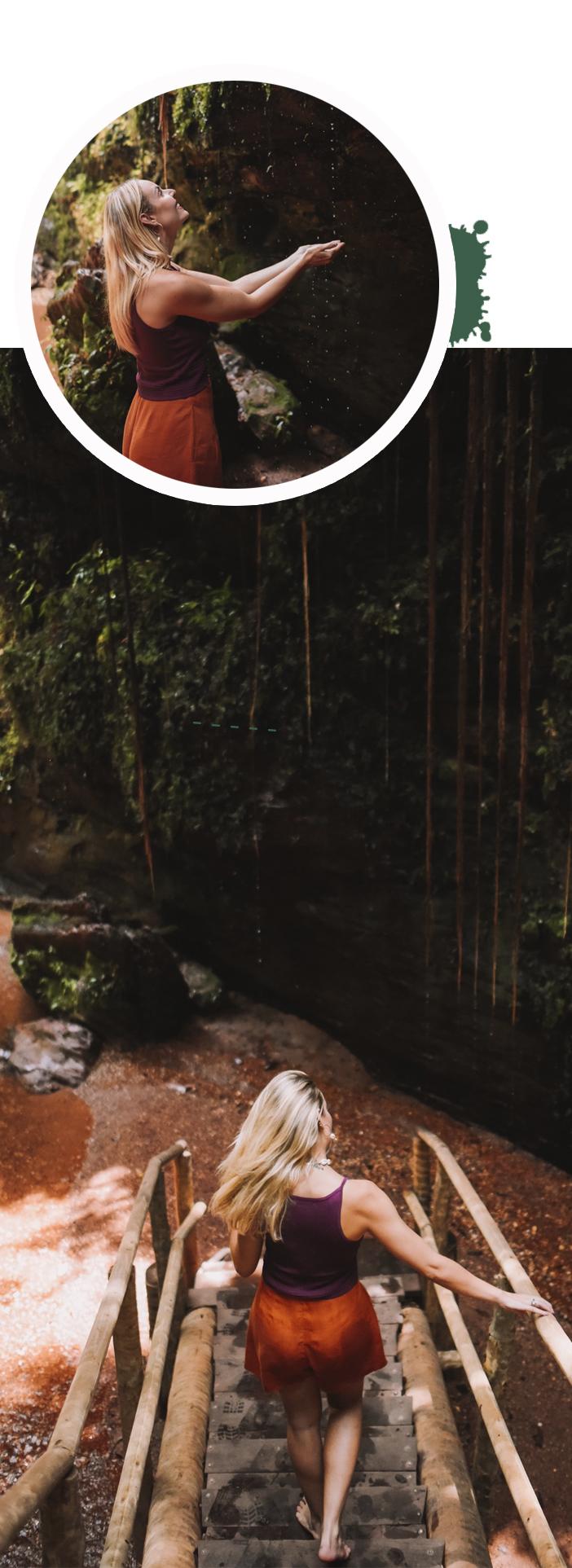 Diário de Bordo - Layla no Jalapão - Cânion Sussuapara