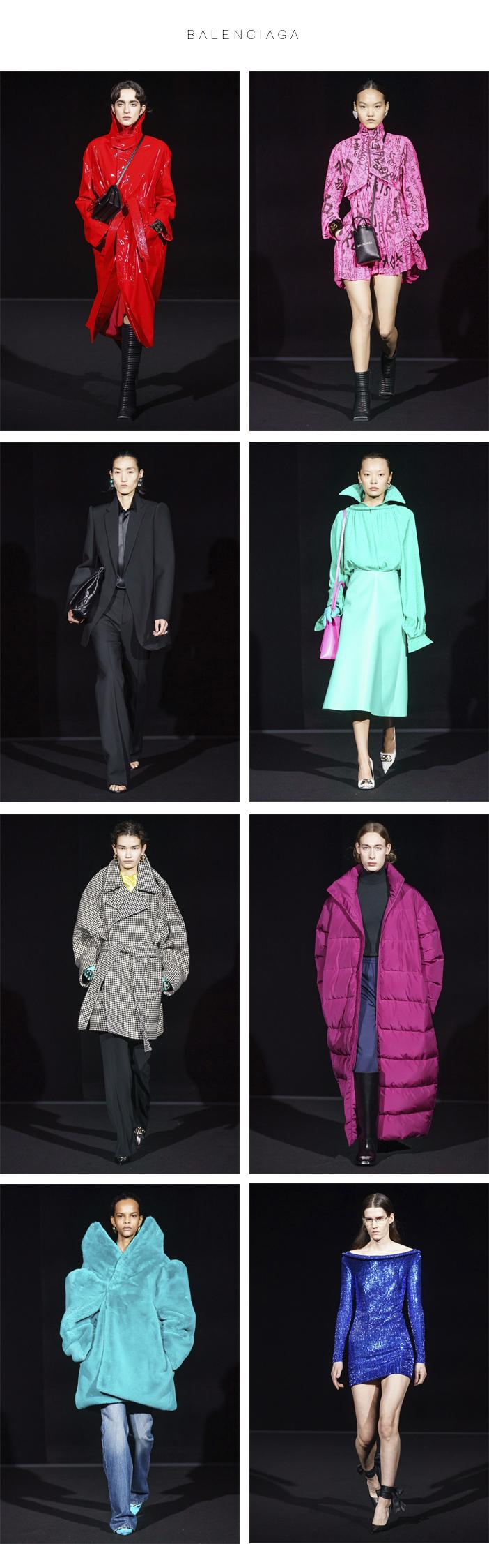 Semana de Moda de Paris - Inverno 2019 - Parte 2 - Balenciaga
