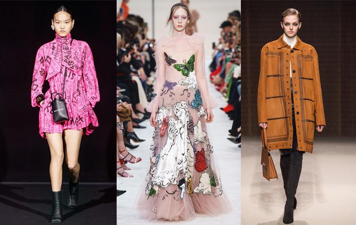 Semana de Moda de Paris – Inverno 2019- Parte 2