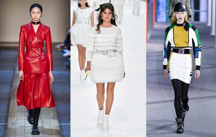 Semana de Moda de Paris – Inverno 2019 – Parte 3