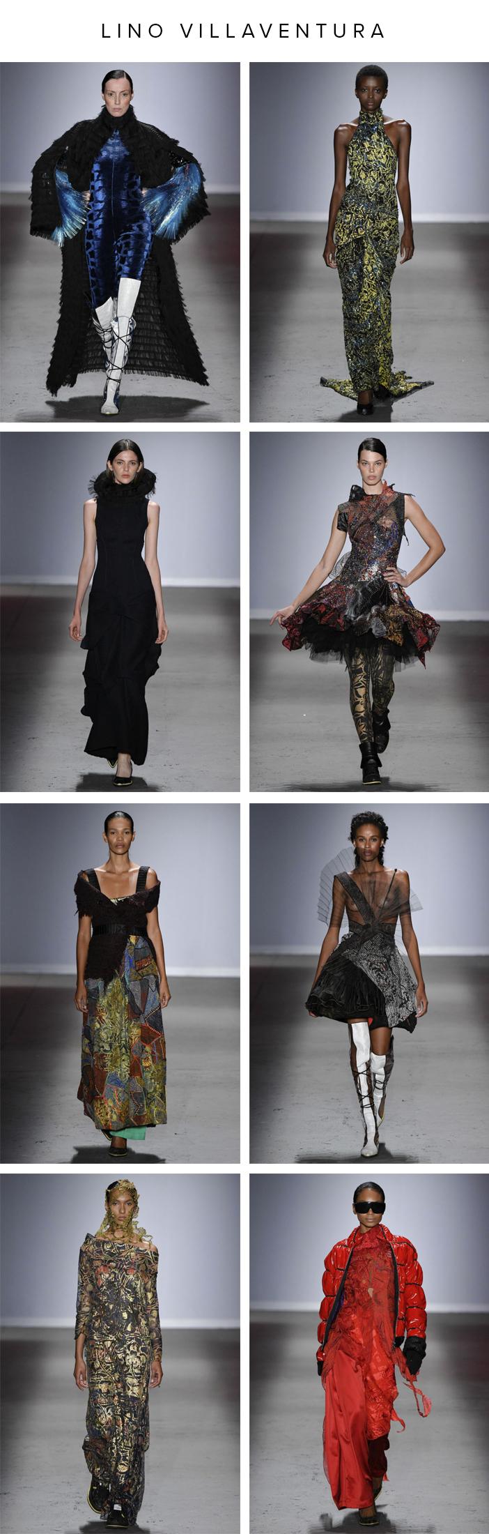 São Paulo Fashion Week - n47 - Parte 2 - Lino Villaventura