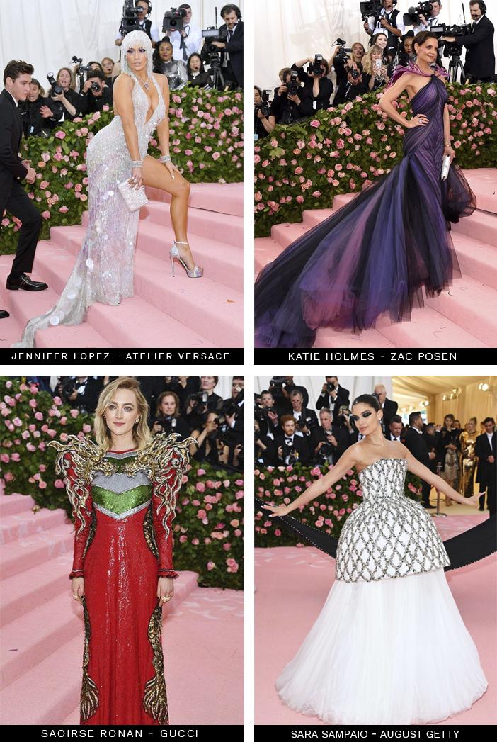 Tapete Vermelho - Met Gala 2019 - Glam