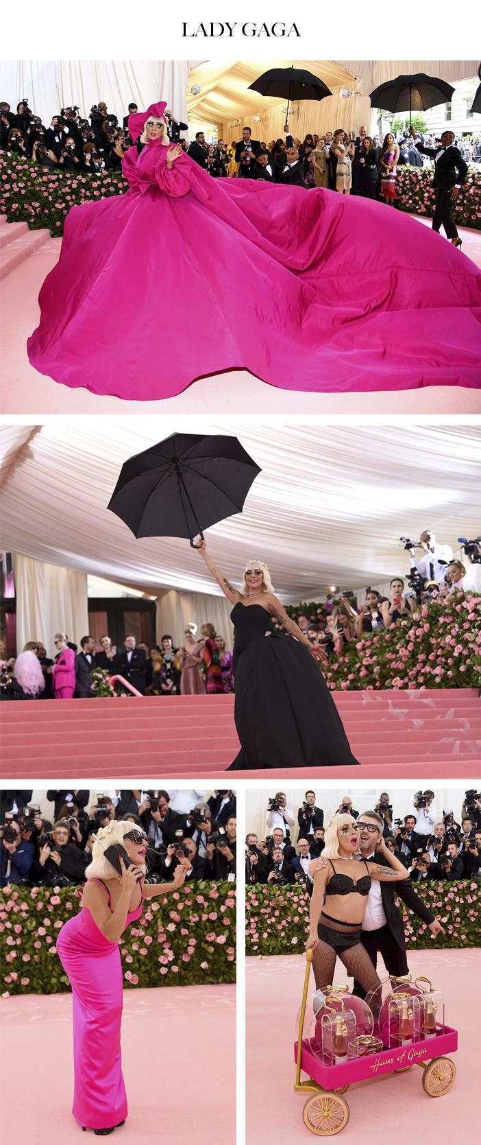 Tapete Vermelho - Met Gala 2019 - Lady Gaga