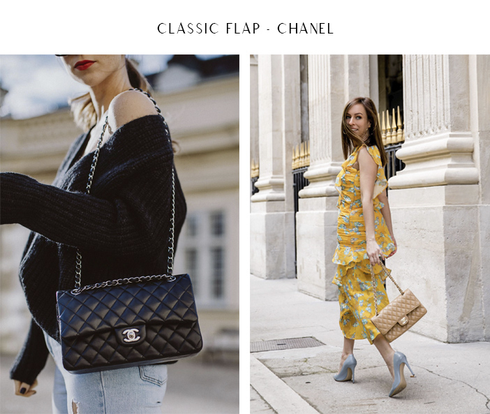 As Bolsas de Luxo Mais Famosas - Chanel