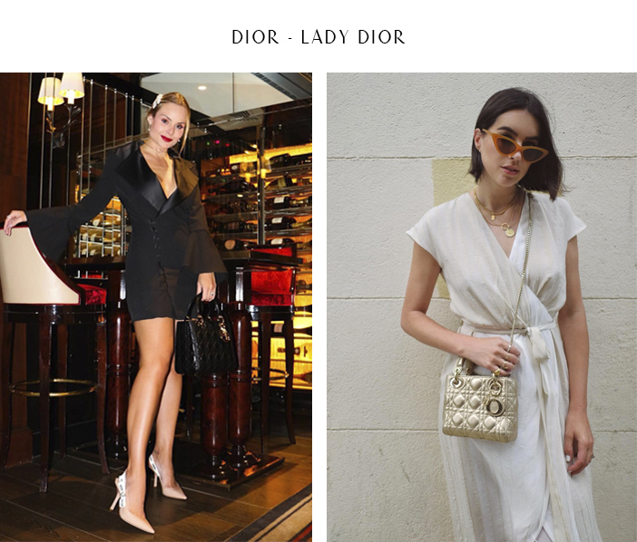 As Bolsas de Luxo Mais Famosas - Dior