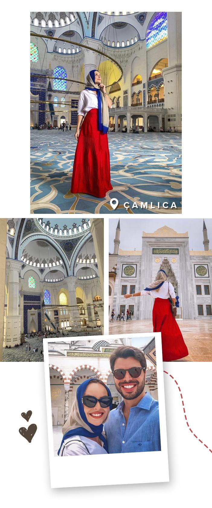 Diário de bordo - Layla em Istambul
