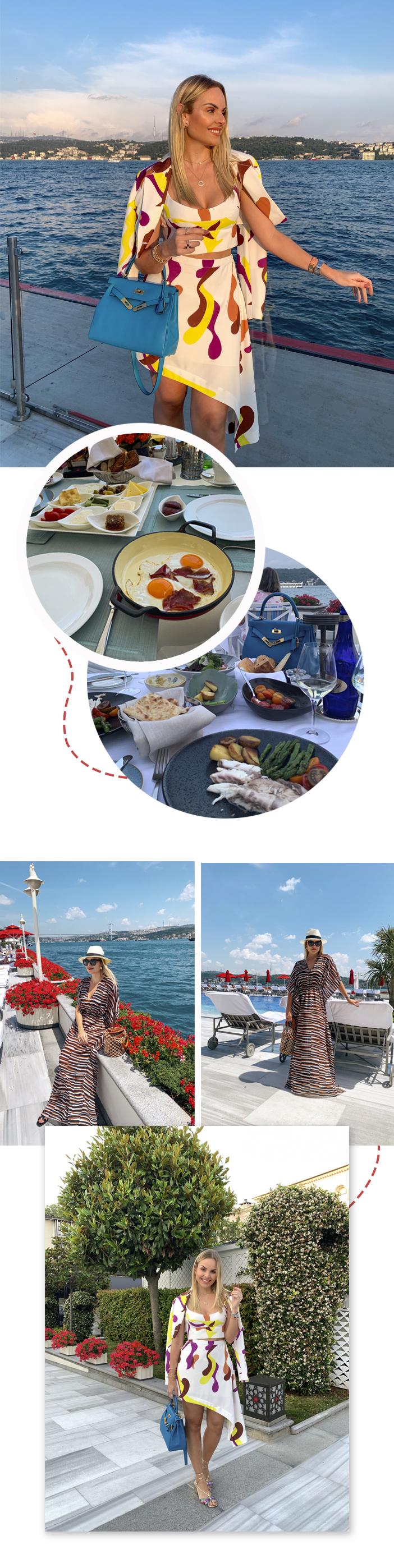 Diário de bordo Layla em Istambul