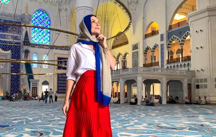 Diário de Bordo – Layla em Istambul