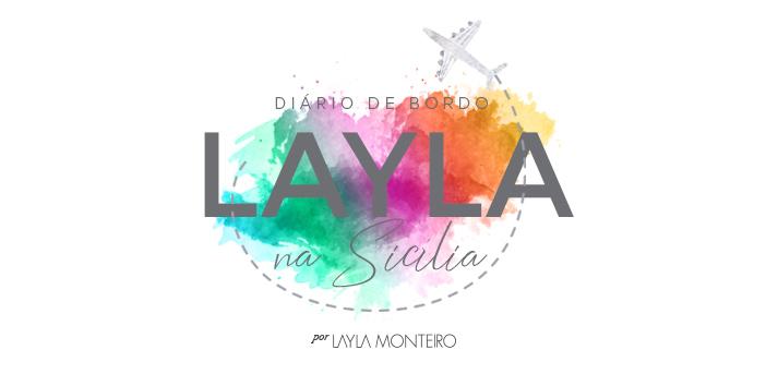 Diário de bordo - Layla em Sicília