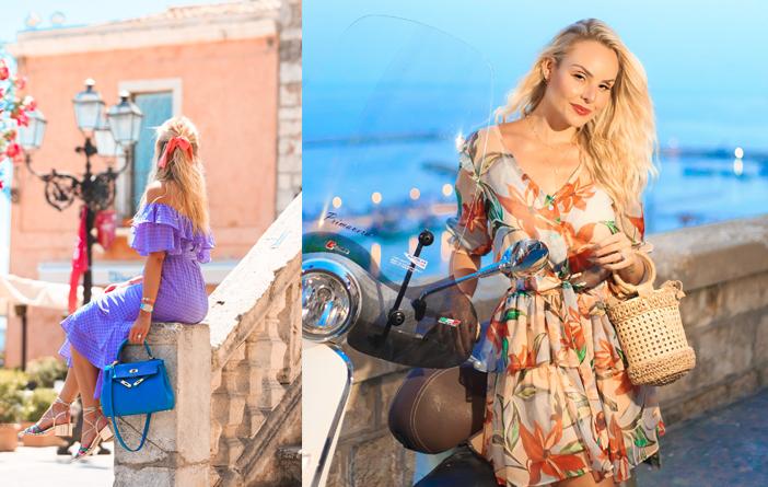 Diário de Bordo – Layla na Sicília