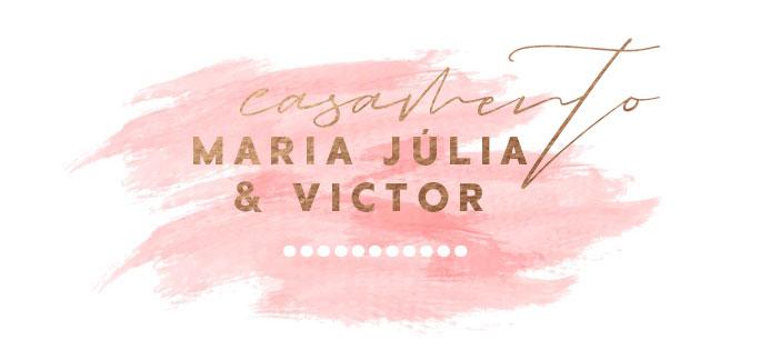 Layla Casamenteira - Maria Júlia e Victor