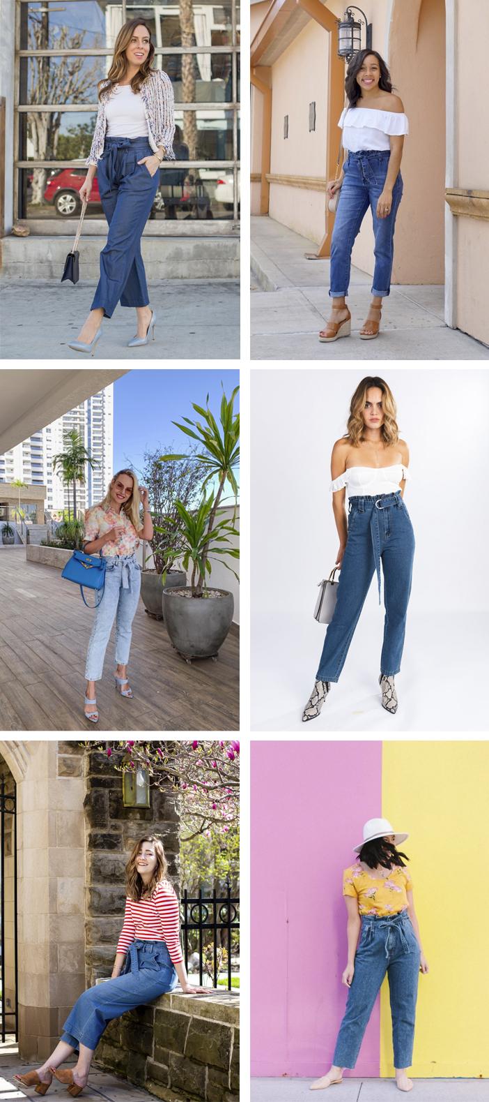 Looks com calça clochard jeans