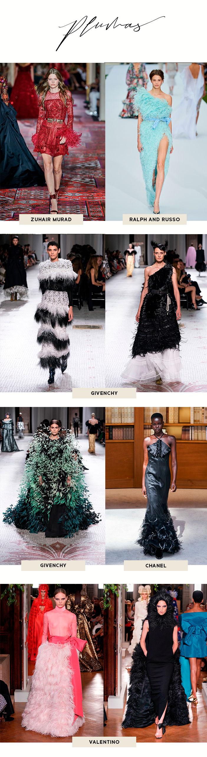 Semana alta costura Paris inverno 2019/20