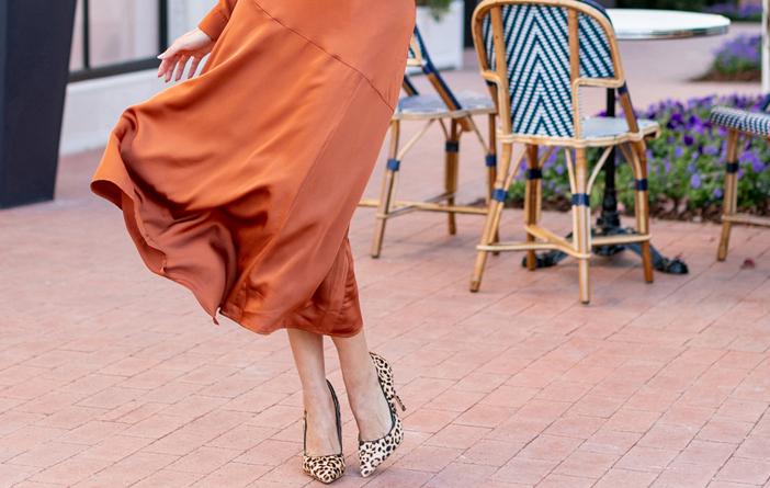 Tendência – Slip Skirt