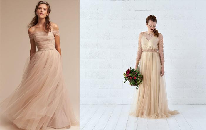 Casamento – Vestidos de Noiva Nude