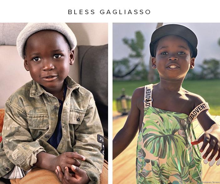 As Crianças Mais Fashionistas do Momento - Bless Gagliasso
