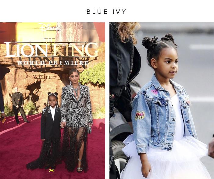 As Crianças Mais Fashionistas do Momento - Blue Ivy