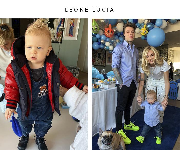 As Crianças Mais Fashionistas do Momento - Leone Lucia