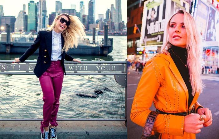 Diário de Bordo – Layla em New York