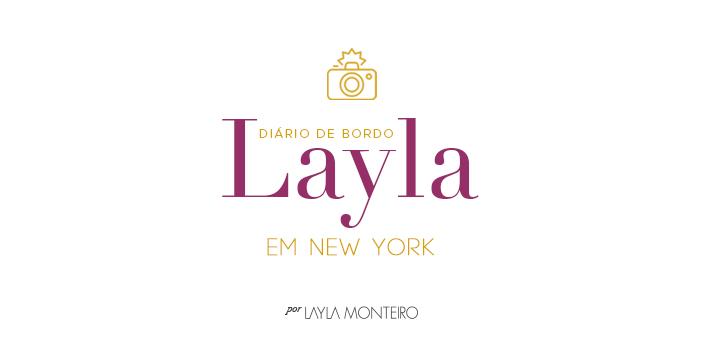 Diário de Bordo - Layla em New York
