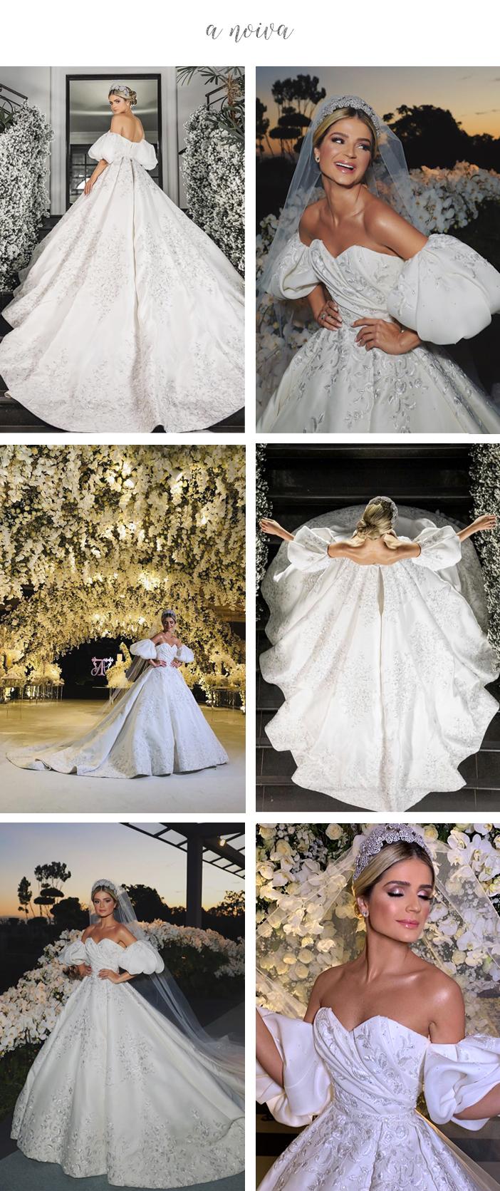 Layla Casamenteira - Thássia Naves e Artur - A Noiva