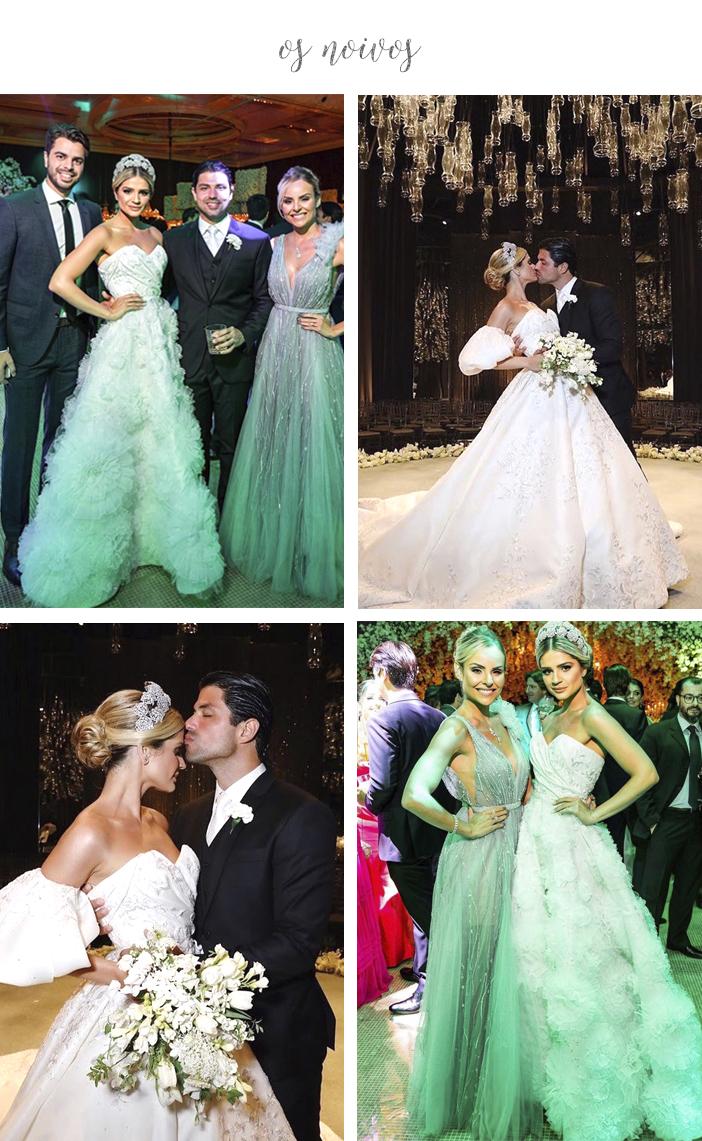 Layla Casamenteira - Thássia Naves e Artur - Os Noivos