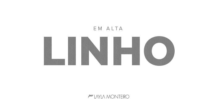 Em Alta - Linho