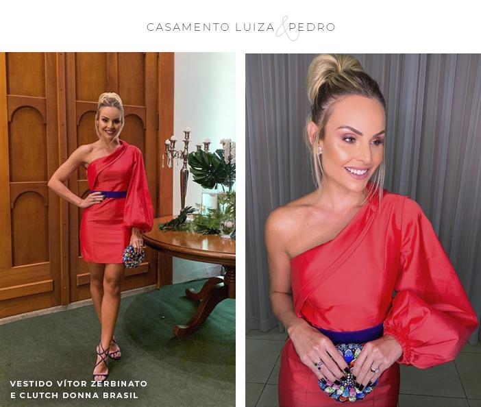 Retrospectiva Layla Casamenteira 2019 - Casamento Luiza e Pedro