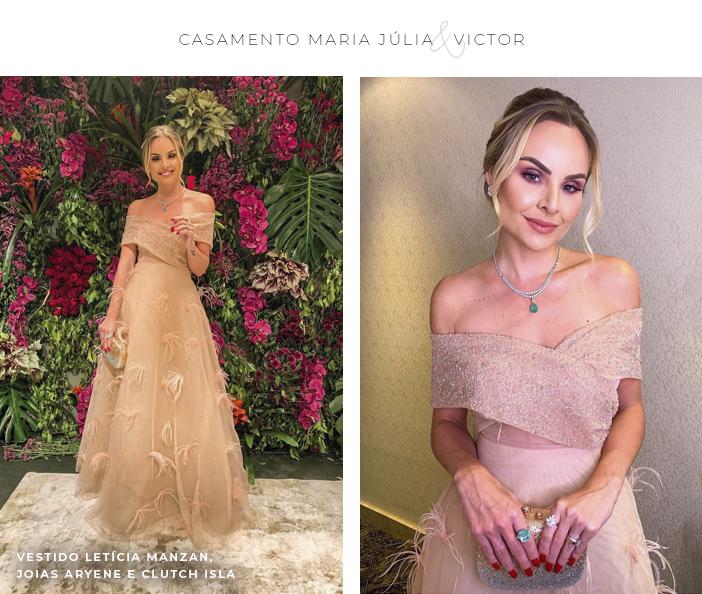 Retrospectiva Layla Casamenteira 2019 - Casamento Maria Júlia e Victor