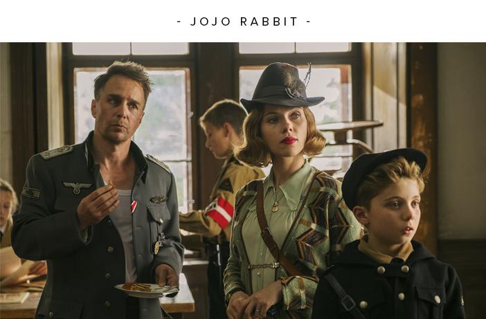 Os Filmes Indicados a Melhor Figurino do Oscar 2020 - Jojo Rabbit