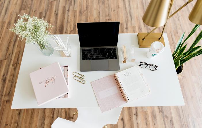 4 Dicas para ser produtiva no Home Office