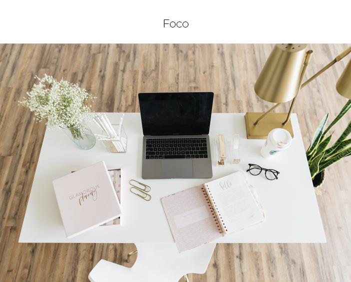 4 Dicas para ser produtiva no home office - Foco