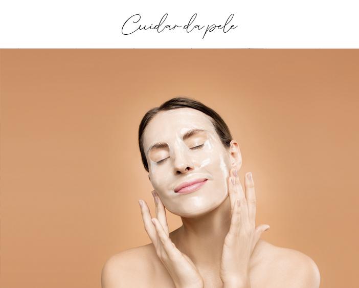 Dicas de atividades para ocupar o tempo - Cuidar da pele