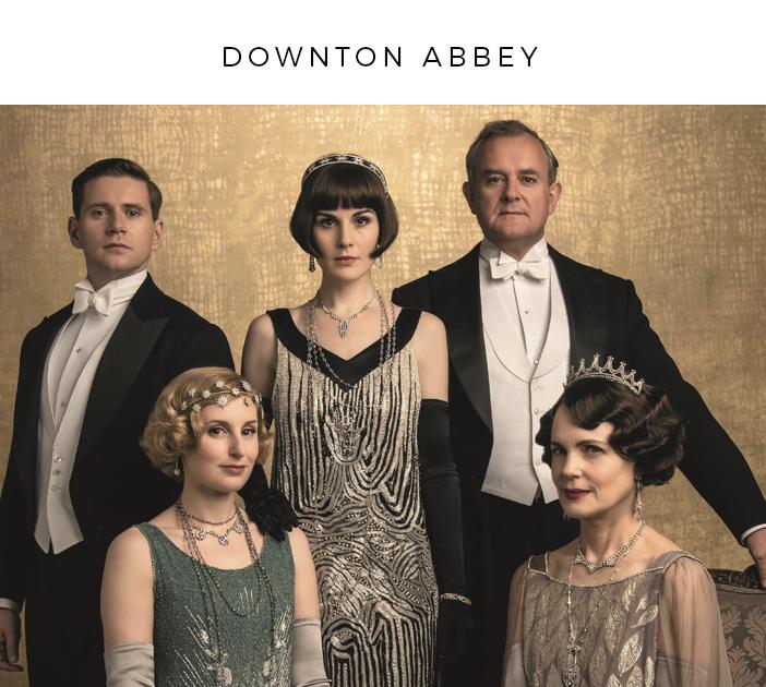 Dicas de série para maratonar - Downton Abbey