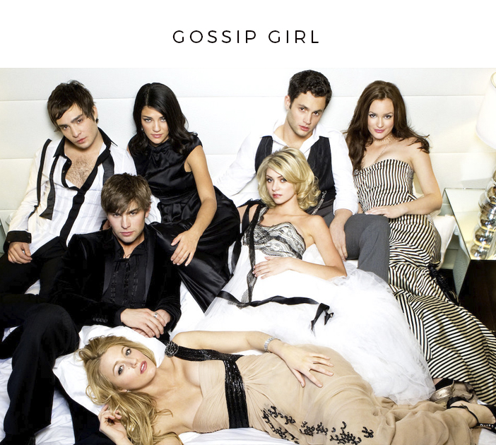 Dicas de série para maratonar - Gossip Girl