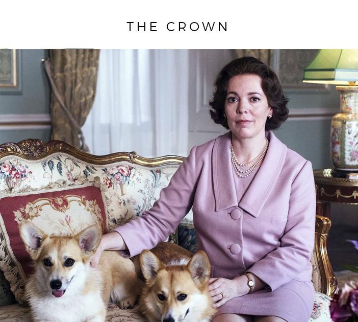 Dicas de série para maratonar - The Crown