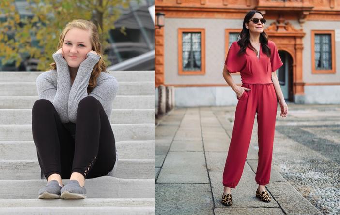 4 modelos confortáveis de calça