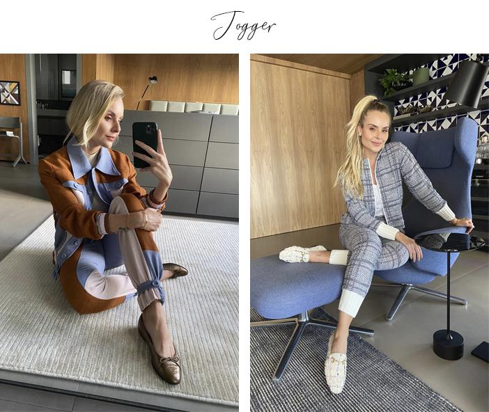 4 Modelos Confortáveis de Calça - Jogger