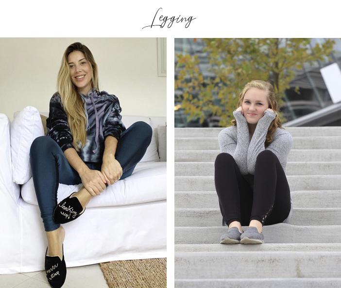 4 Modelos Confortáveis de Calça - Legging