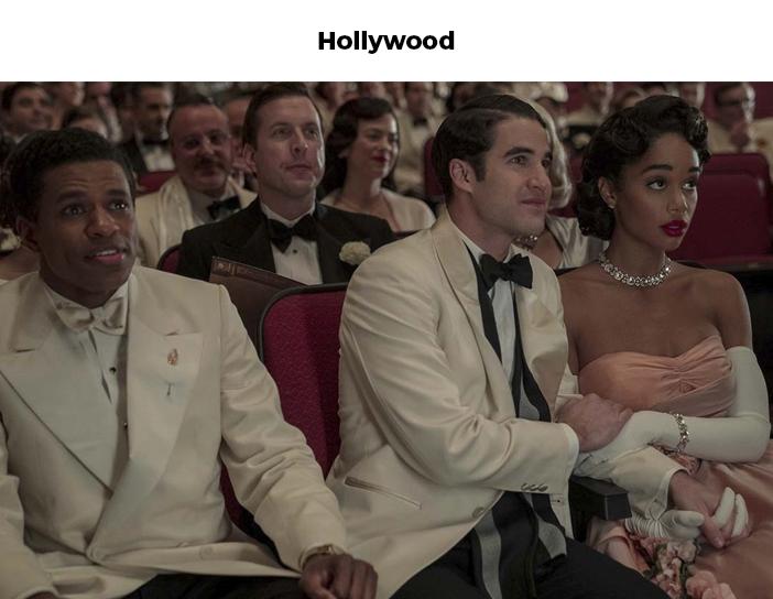 6 Séries do Momento - Hollywood