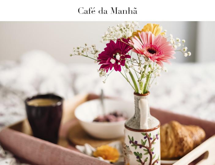 Dicas de Presentes e Surpresas para o Dia dos Namorados - Café da Manhã