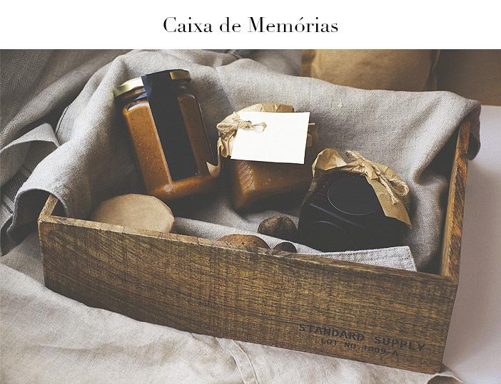 Dicas de Presentes e Surpresas para o Dia dos Namorados - Caixa de Memórias
